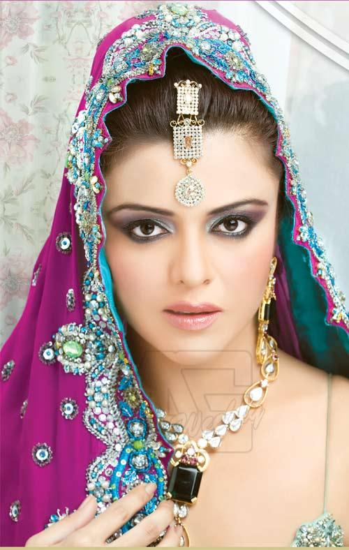 Pakistani bridal makeup - ?????? 10