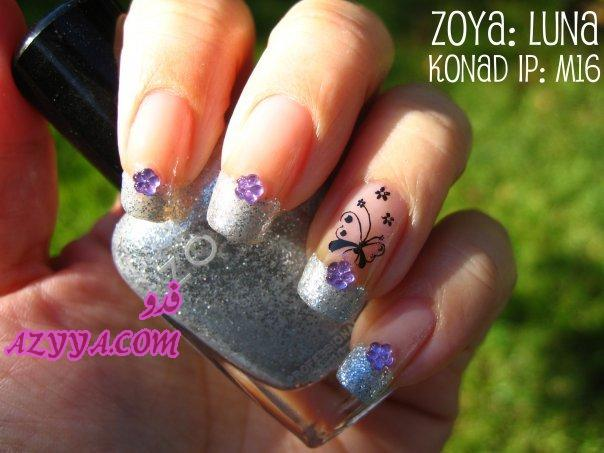 مجربة ! our experiments from shamoa girls reviewsnail polishnail polish