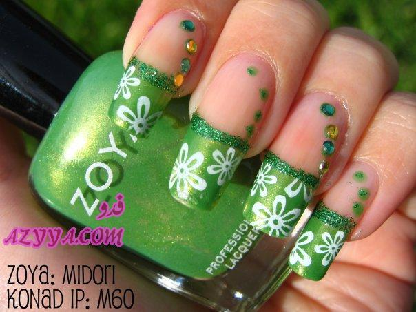 FasHioOon FrOm Tokyo ^_^4you from Maria Waaaw!…nail polish from zoya
