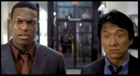 له بطولة مع جاكي شان في فلم راش اور مسلم