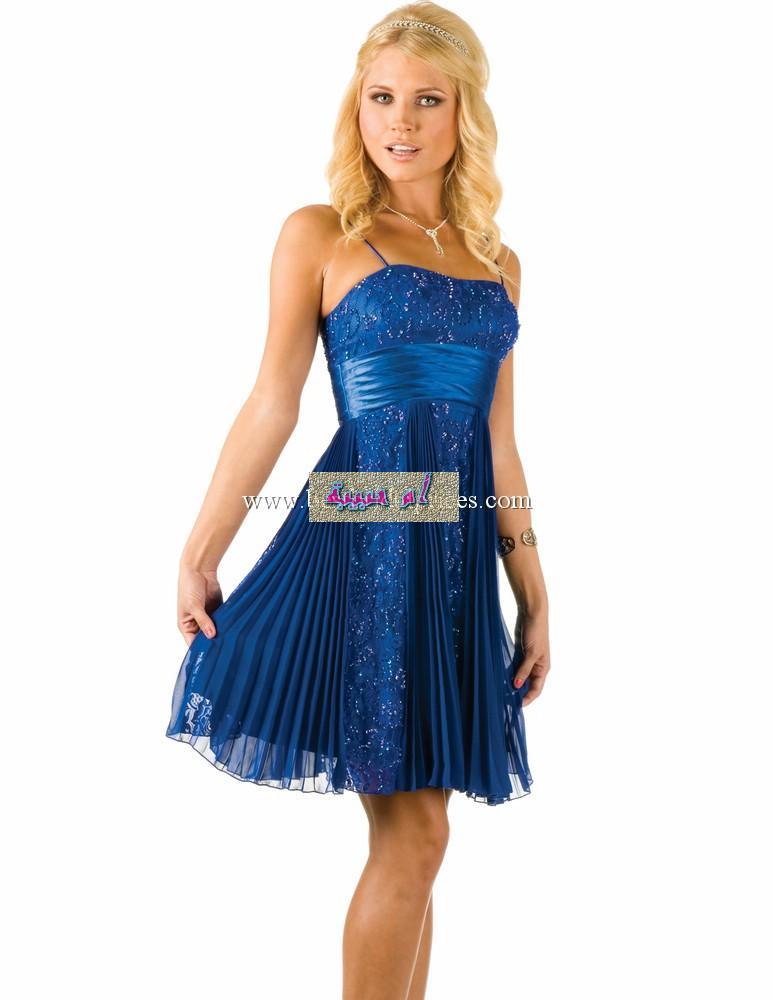 تعجبكم شوفو هذه الفساتين أرجو ان تعجبكم