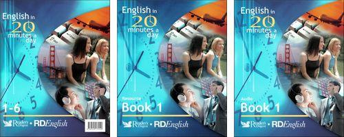 English in 20 minutes a day • Level 1 •