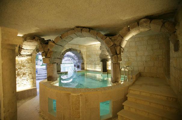 هيكل كابادوسيا التاريخية. الفندق يحتوي على 11 جناح فاخر. كل