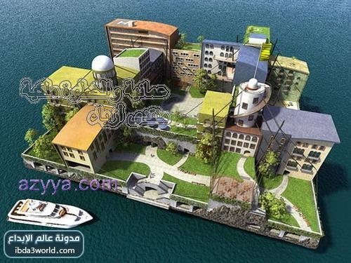 في دبي : ستحوي هذه المدينة على كل ما يخطر