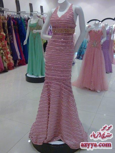 تحصلي في سوق الدمام سعر هذا الفستان350 ريال تحصلي في