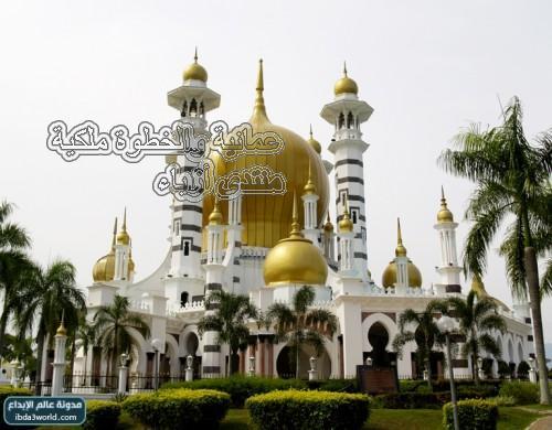 لأن المسجد الحرام كان يحتوي ستة مآذن حينها، فأمر السلطان