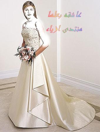 اروع فساتين الزفاف