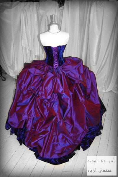 عند اختيار فستان الزفافللبيع فستان زفافموديلات فساتين زفاف2013- فساتين زفاف
