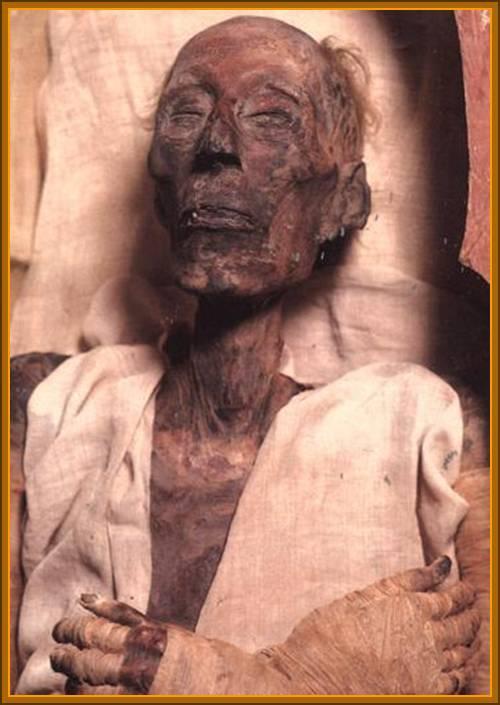 موريس بوكاي مع فرعون مصر سبحان الله وبحمده سبحان الله