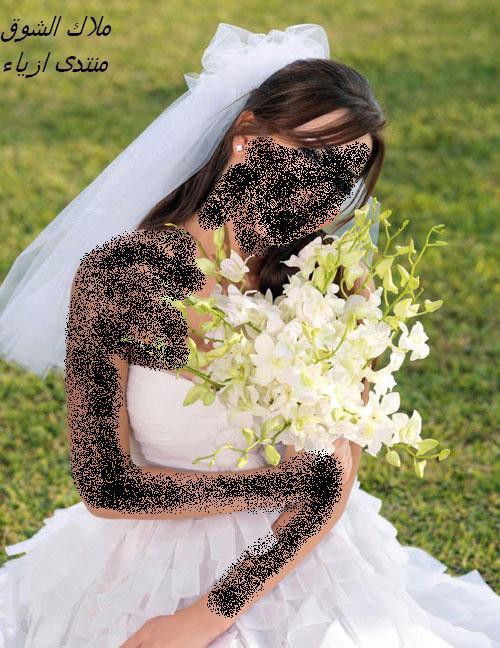 ---------اذا يستحق التقييم قيموني-------- فساتين زفاف كوني مميزه