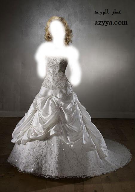 بالصور روعةفساتين زفاف في قمة البساطة من مواضيعي الحصرية صورفساتين