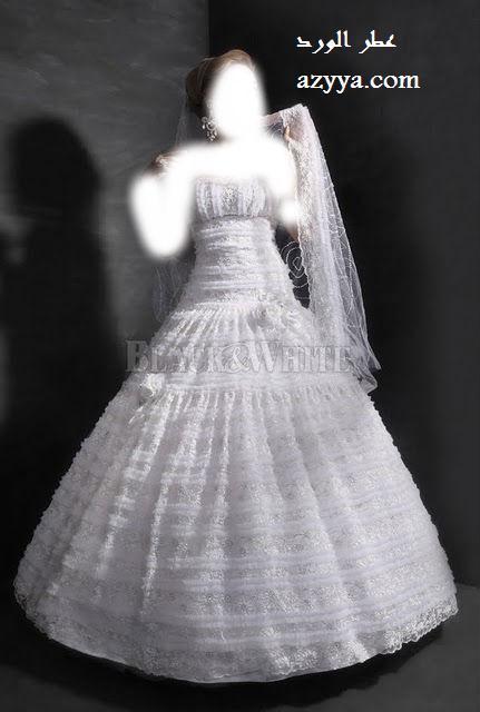 - فساتين عروس جديده 2012 - فساتين زفاف جديده 2012فساتين