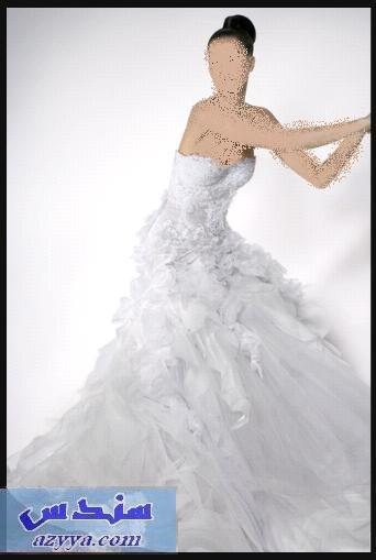 بلإكسسواراتاجمل تصاميم فساتين 2013- تصاميم فساتين العروس 2013فساتين للعروس نعومه-