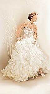 اعطوني رايكم بصراحة للعروس فساتين زفاف و فساتين سهرة