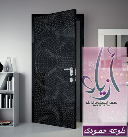 2013 - ابواب المصمم كريم رشيد ثلالثية الابعاد 2013اروع الديكورات