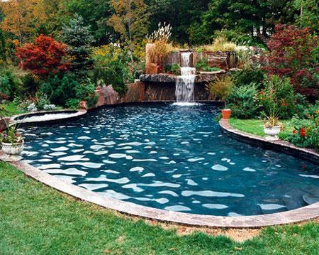 حمامات سباحة مميزة جدا ..