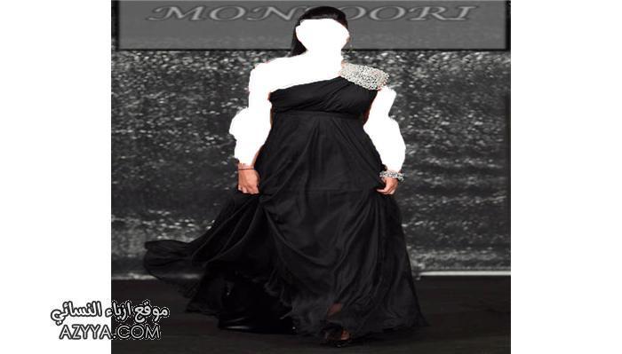 ازياء فساتين سهره 2011 تصاميم المصممه البحرينية شيماء المنصوري