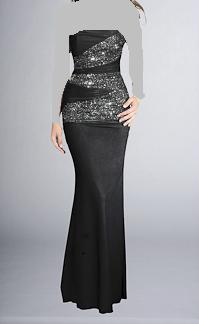 السهرات جديد فساتين السهرات ازياء السهرات ملابس السهرات 2011