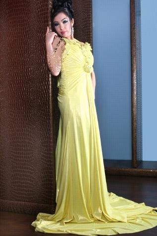 أزياء المصممة مريم الشيباني للمرأة الشرقية لعام 2011