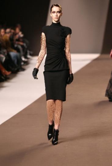 أزياء ايلي صعب لشتاء 2010