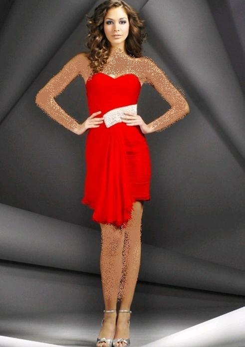 جديده،اجمل فساتين السهرات،فساتين حديثه للسهره 2011فساتين سهرة قصيرة 2011-2012 فساتين