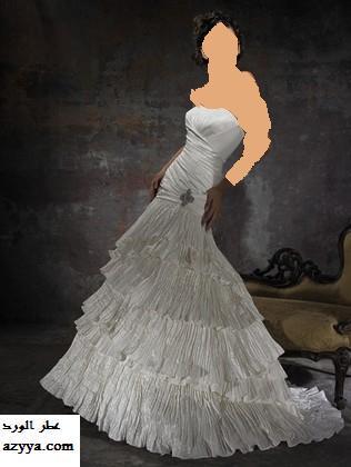مواضيع ذات صلةفساتين زفاف للعرائس واوفساتين زفاف للمصمم جورج