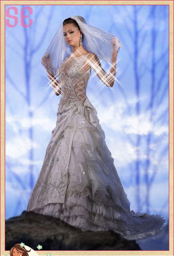 إدوارد أرصوني مناسبة ليوم طلب يدكفساتين للخطوبه كيوت2013- تصميمات فساتين