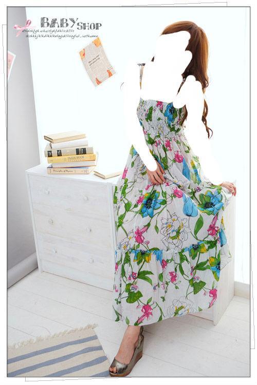 الطويله للسهرات والمناسبات موضة الفساتين الطويله الناعمه 2011لا تفوتكم