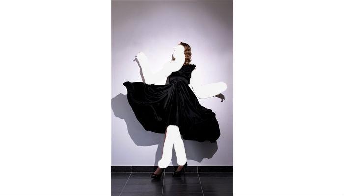 الامارتية حمدة فهيم ربيع 2012أزياء المصممة اللبنانية العالمية[ ايلا زحلان]ازياء