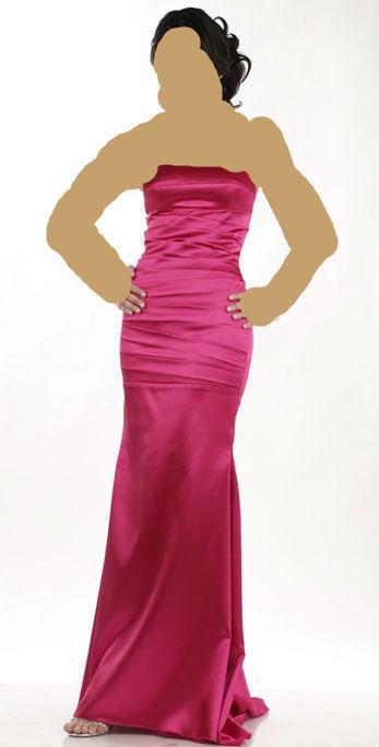 باللون الوردي2013،فساتين للمناسبات2013 فساتين باللون الوردى