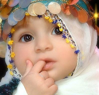 صور بنوتات صغيرات بالحجاب
