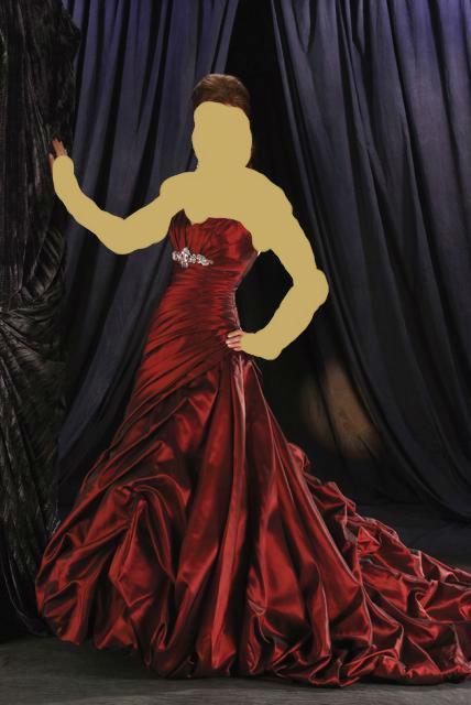 باللونين الاحمر والزهري لعام 2012 حصريصور لبدلات باللون الاحمر وبسفساتين