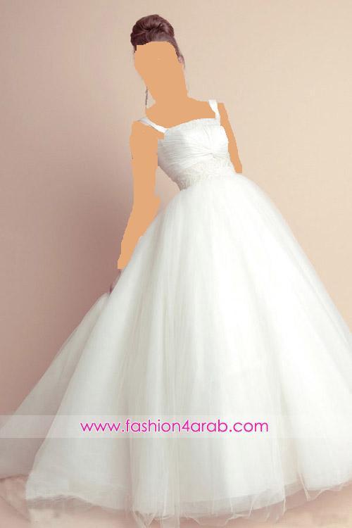 المناسبفساتين زفاف سندريلا وحورية البحر والكثيرفساتين زفاف للسمينات موديلات جديدة