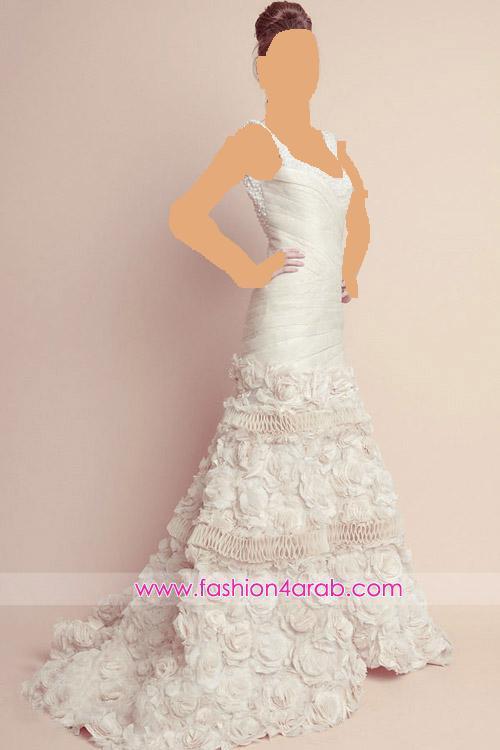 2013فساتين زفاف حورية البحرتخفيضات على جميع الفساتين الزفاف والسهرات والساري