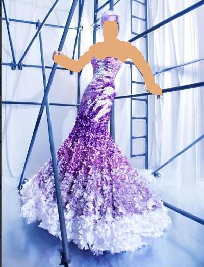 """2012لأيلى صعب""""1""""احدث موديلات للم نيكولا جبران 2011مجموعة رائعة لنيكولا جبران"""