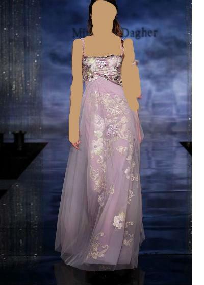 السهرة لعام 2013 جديدةفساتين جديده للمصمم ايلي صعبسهرات ميراى داغر