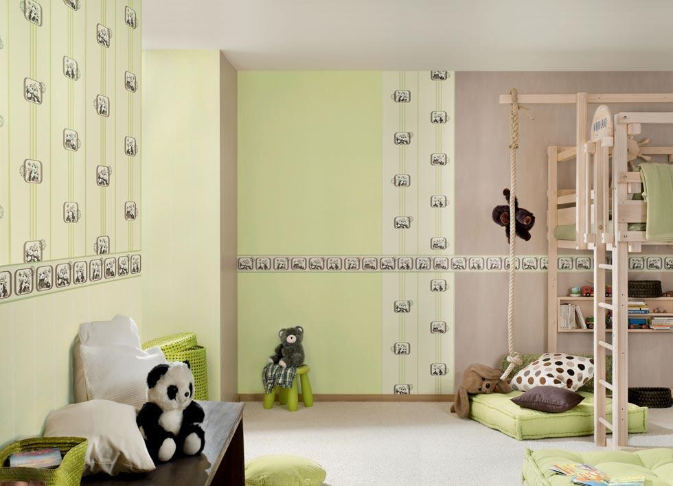الحوائط 2013 - لصقات ورقية لتزين الجدران 2013ثريات لغرف الاطفال
