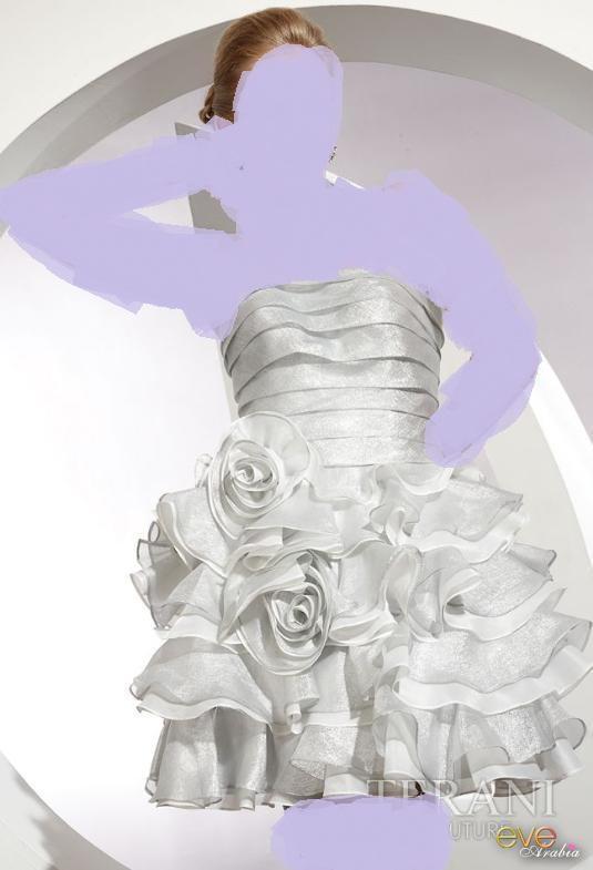 وبسفساتين سهرة بالوان جدابة فساتين سهرة منوعة.....حصرى
