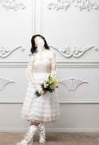 طلب تظليل صور موضوع أروع وأجمل فساتين الأعراس لصيف 2011