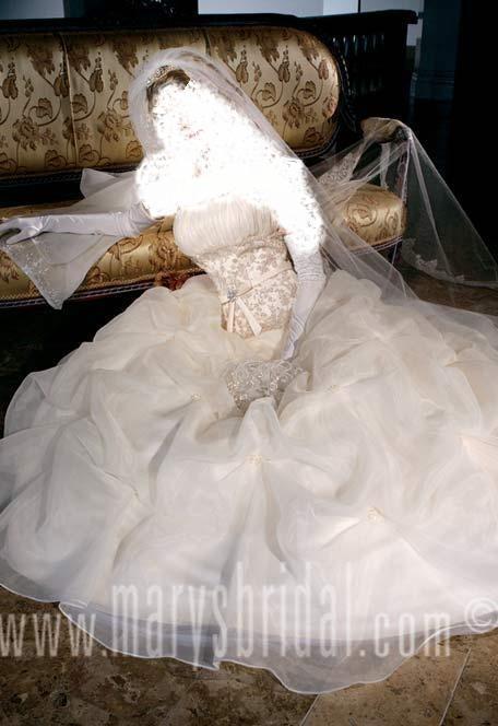 فساتين زفاف اخر شياكة