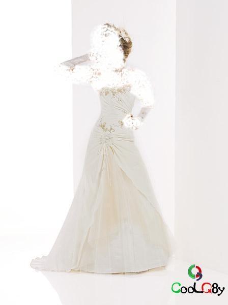 [QUOTE] فساتين زفاف روعة