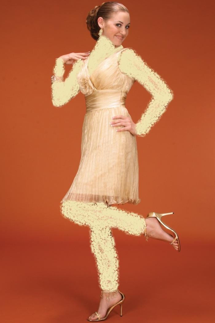 اقدم لكم مجموعة اجمل الفساتين 2008