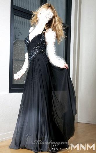 سهرة انيقة 2013طلة فستان السهرة فساتيين سهرة ......3