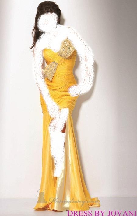 ذوقى جديد 2013فساتين سهرة بالوان زاهيةسهرتك غيرفساتين سهرة بالوان جريئةفساتين