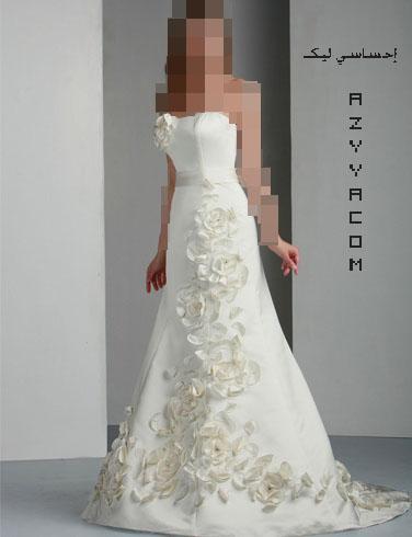 للمصممه عائشة المهيريفساتين زفاف تجنن اوعي تفوتكفساتين زفاف روعه موديلات