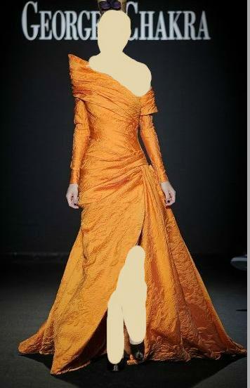 2013-2014أزياء جورجيو أرماني 2012-2013فساتين ربيع 2013 للمصمم