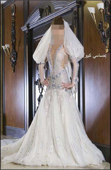 مواضيع ذات صلةفساتين افراح جديدةفساتين زفاف Alberta Ferretti 2013فساتين