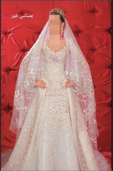 المصمّمين اللبنانينصور فساتين للعروس 2013 ، فساتين تهبل للعرائس 2013