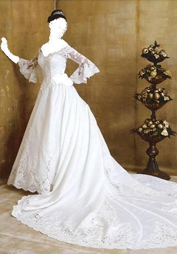 زواج موديلات 2009 كأنك اميرة من القرن 19