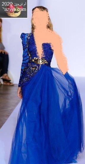المصمم اللبناني جورج حبيقة لفساتين السهرة 2014احلى فستان قيموني اذا
